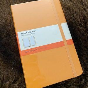 New + Sealed! Ruled Hardcover Moleskine Notebook